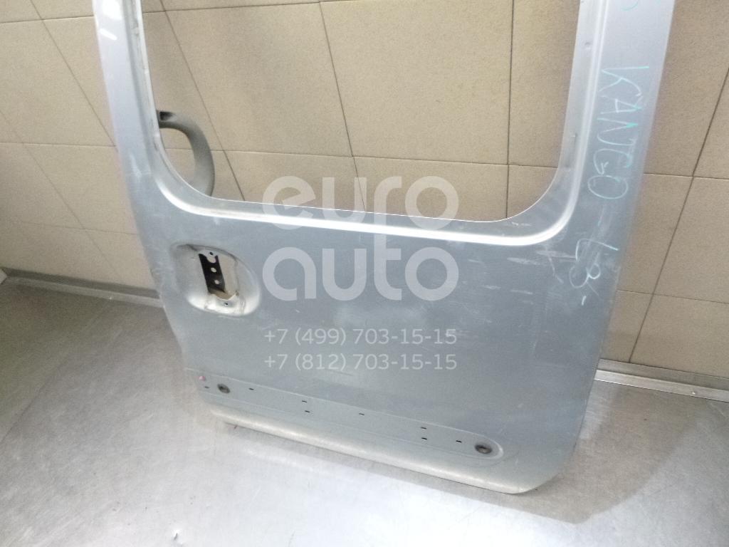 Дверь сдвижная для Renault Kangoo 2003-2008 - Фото №1