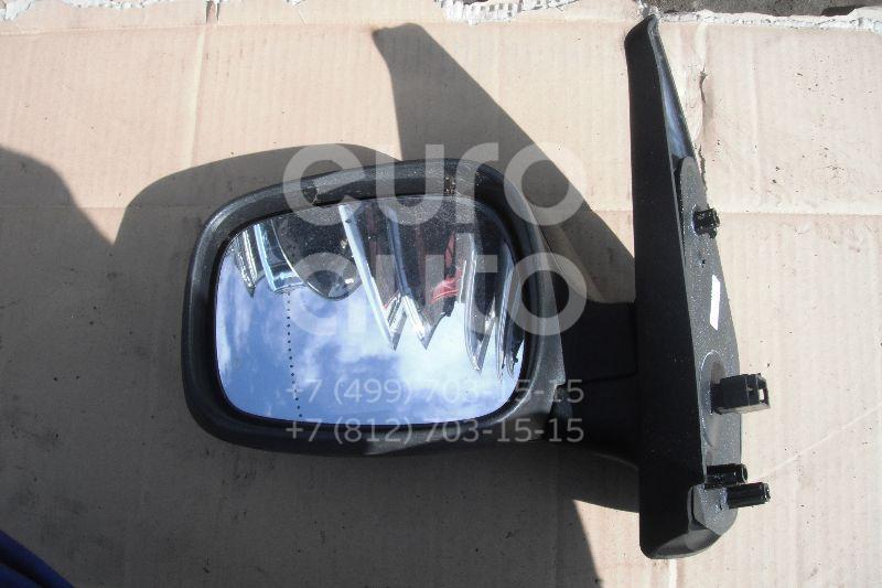 Зеркало левое электрическое для Renault Kangoo 2003-2007 - Фото №1