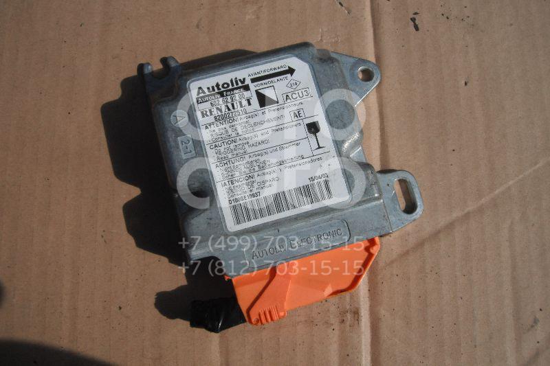 Блок управления AIR BAG для Renault Kangoo 2003-2008 - Фото №1