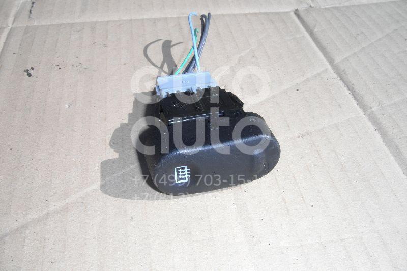 Кнопка обогрева заднего стекла для Renault Kangoo 2003-2008 - Фото №1