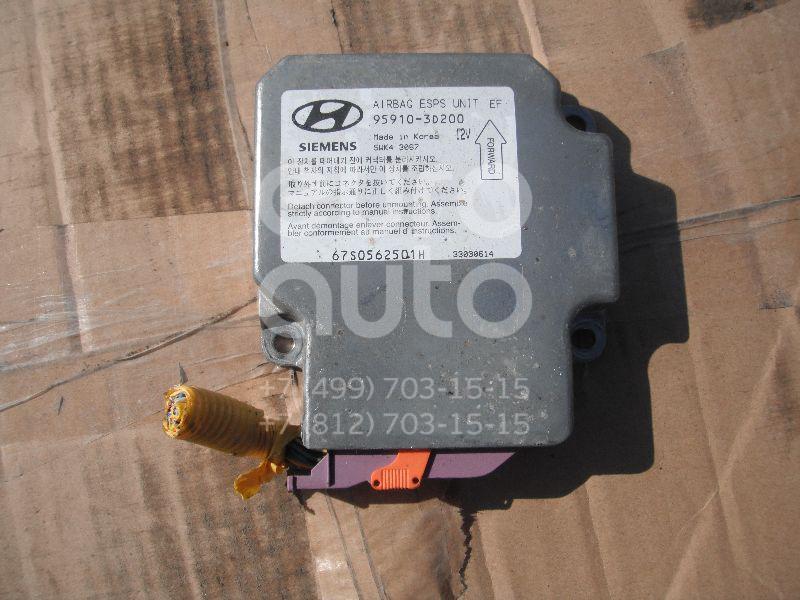 Блок управления AIR BAG для Hyundai Sonata IV (EF)/ Sonata Tagaz 2001-2012 - Фото №1