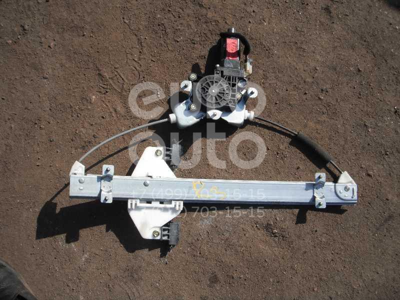 Стеклоподъемник электр. задний правый для Hyundai,Kia Sonata IV (EF)/ Sonata Tagaz 2001-2012;Sonata IV (EF) 1998-2001;Magentis 2000-2005 - Фото №1