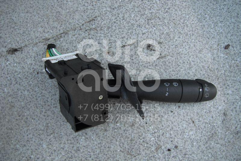 Переключатель стеклоочистителей для Renault Kangoo 2003-2007 - Фото №1