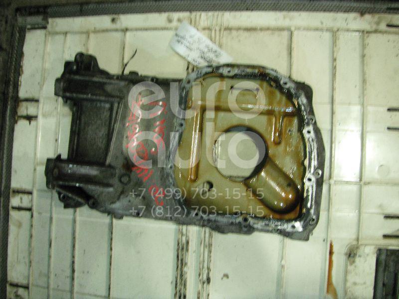 Поддон масляный двигателя для Hyundai Sonata IV (EF)/ Sonata Tagaz 2001-2012 - Фото №1