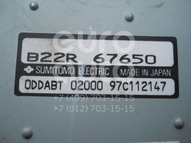 Блок электронный для Mazda 323 (BA) 1994-1998 - Фото №1