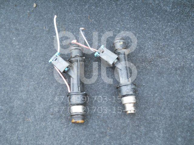 Форсунка инжекторная электрическая для Chevrolet Lanos 2004-2010 - Фото №1