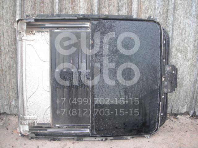 Люк в сборе электрический для BMW X5 E53 2000-2007 - Фото №1