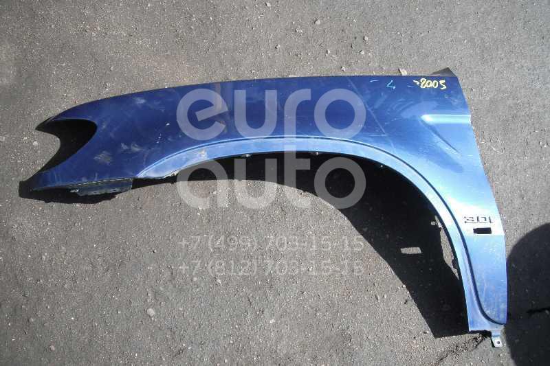 Крыло переднее левое для BMW X5 E53 2000-2007 - Фото №1