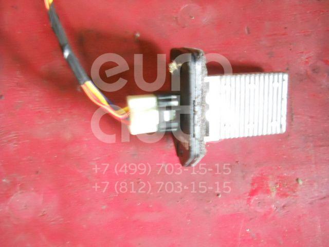 Резистор отопителя для Chevrolet,Daewoo Lanos 2004>;Lanos 1997-2009;Nubira 1997-1999 - Фото №1