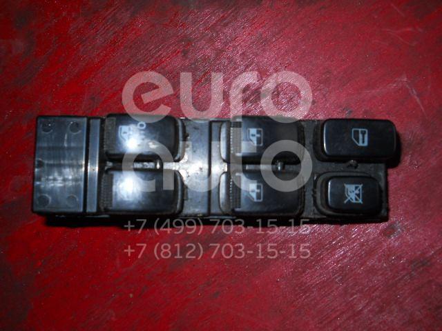 Блок управления стеклоподъемниками для Hyundai Sonata IV (EF)/ Sonata Tagaz 2001-2012 - Фото №1