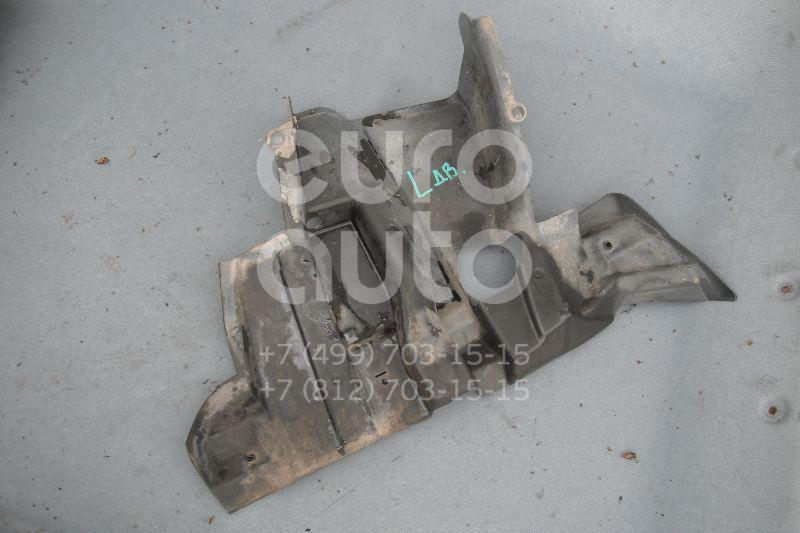 Пыльник двигателя боковой левый для BMW X5 E53 2000-2007 - Фото №1