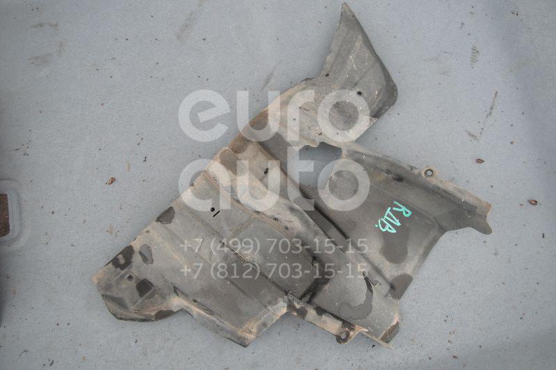 Пыльник двигателя боковой правый для BMW X5 E53 2000-2007 - Фото №1