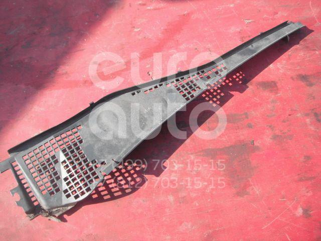 Решетка стеклооч. (планка под лобовое стекло) для Renault Sandero 2009-2014;Duster 2012> - Фото №1