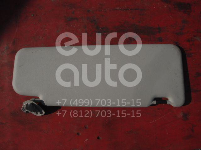 Козырек солнцезащитный (внутри) для Renault Sandero 2009-2014 - Фото №1