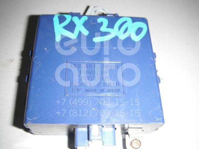 Блок управления центральным замком для Lexus RX 300 1998-2003 - Фото №1