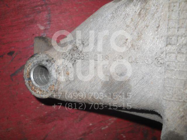 Кронштейн двигателя правый для Ssang Yong Rexton I 2001-2006 - Фото №1