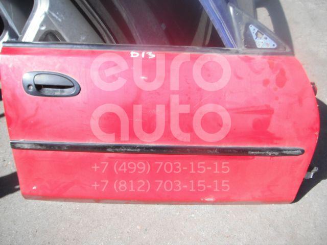Дверь передняя правая для Mazda 323 (BA) 1994-1998 - Фото №1