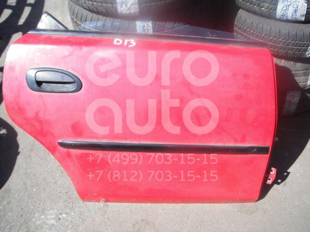 Дверь задняя правая для Mazda 323 (BA) 1994-1998 - Фото №1