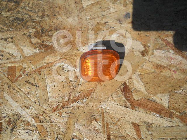 Повторитель на крыло желтый для Skoda Octavia 1997-2000 - Фото №1