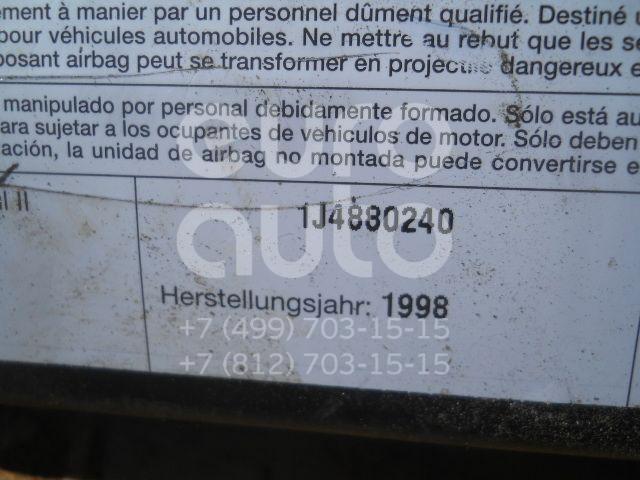 Подушка безопасности боковая (в сиденье) для Skoda,VW Octavia 1997-2000;Golf IV/Bora 1997-2005 - Фото №1