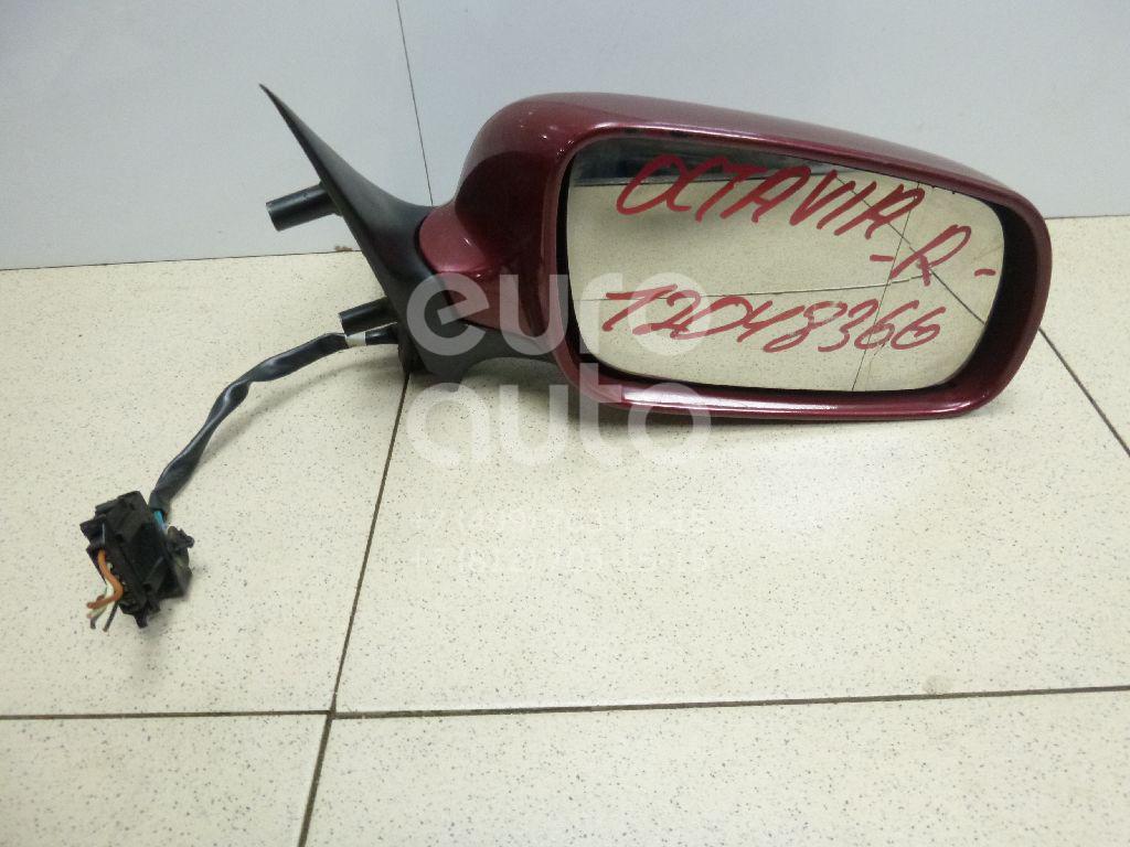 Зеркало правое электрическое для Skoda Octavia 1997-2000 - Фото №1