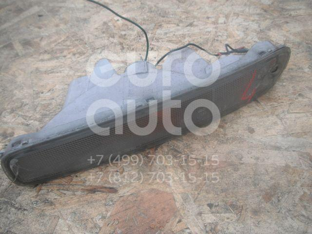 Указатель поворота в бампер левый белый для Mazda 323 (BA) 1994-1998 - Фото №1