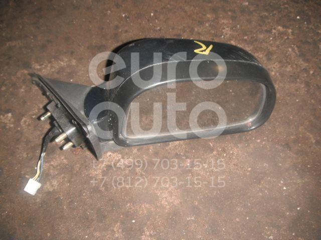 Зеркало правое электрическое для Mitsubishi Galant (EA) 1997-2003 - Фото №1
