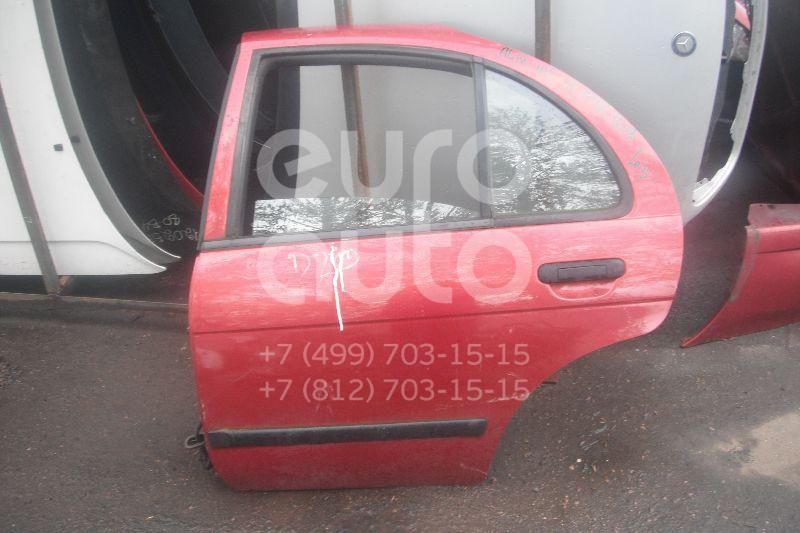 Дверь задняя левая для Nissan Almera N15 1995-2000 - Фото №1