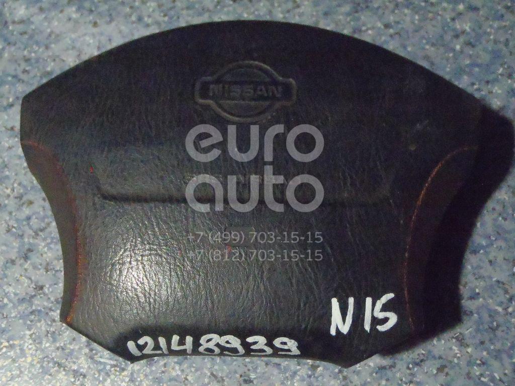Подушка безопасности в рулевое колесо для Nissan Almera N15 1995-2000 - Фото №1