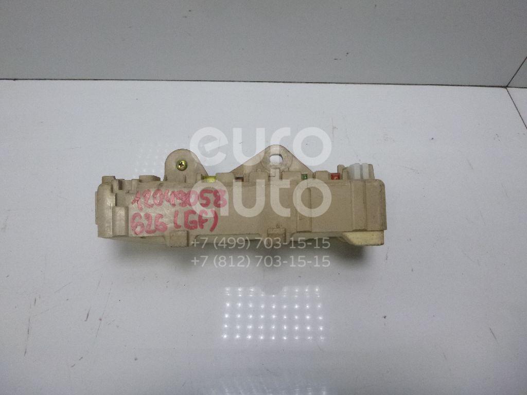 Блок предохранителей для Mazda 626 (GF) 1997-2002 - Фото №1