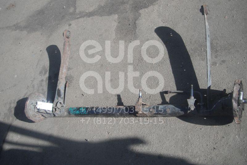 Балка задняя для Nissan Almera N15 1995-2000;Sunny N14 1990-1995 - Фото №1