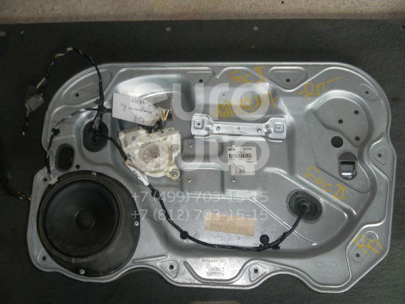 Стеклоподъемник электр. передний правый для Ford Focus II 2005-2008;C-MAX 2003-2011;Focus II 2008-2011;Kuga 2008-2012 - Фото №1