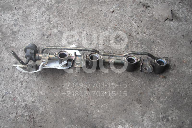 Рейка топливная (рампа) для Nissan Almera N15 1995-2000 - Фото №1
