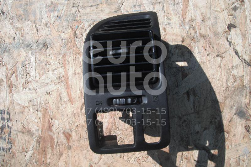 Дефлектор воздушный для Mitsubishi Galant (EA) 1997-2003 - Фото №1