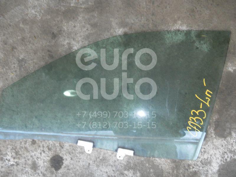 Стекло двери передней левой для Nissan Maxima (A33) 2000-2005 - Фото №1