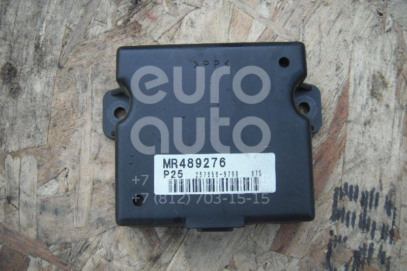 Блок электронный для Mitsubishi Galant (EA) 1997-2003;Space Wagon (N8,N9) 1998-2004;Pajero/Montero III (V6, V7) 2000-2006;Space Runner (N6) 1999-2002 - Фото №1