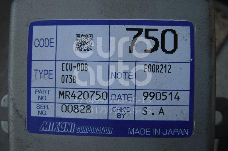 Блок электронный для Mitsubishi Galant (EA) 1997-2003 - Фото №1