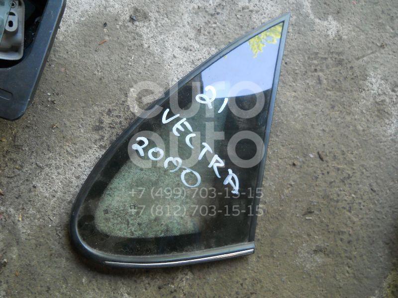 Стекло кузовное глухое правое для Opel Vectra B 1999-2002 - Фото №1