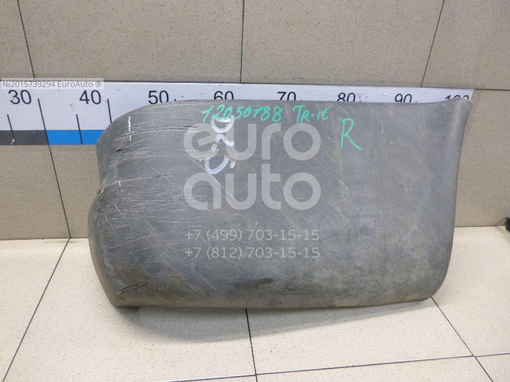 Накладка заднего бампера правая для Ford Transit 1994-2000 - Фото №1
