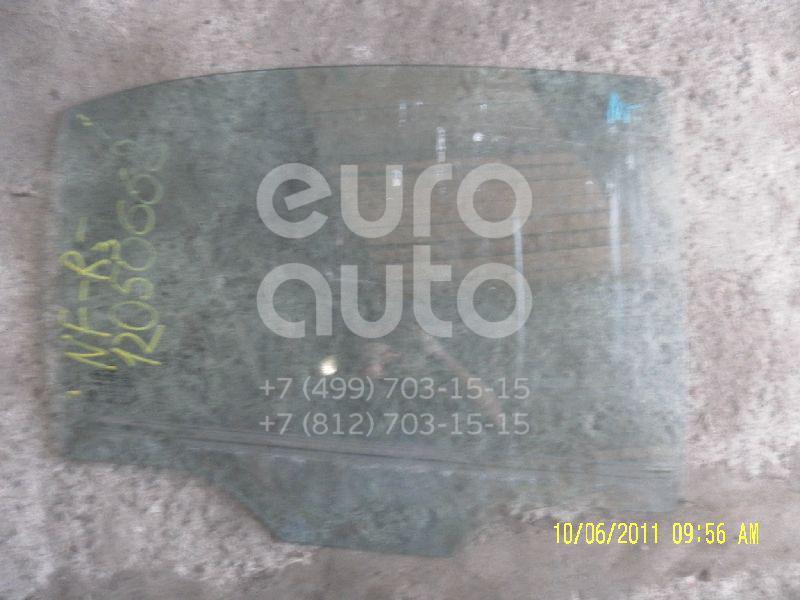 Стекло двери задней правой для Hyundai Sonata V (NF) 2005-2010 - Фото №1