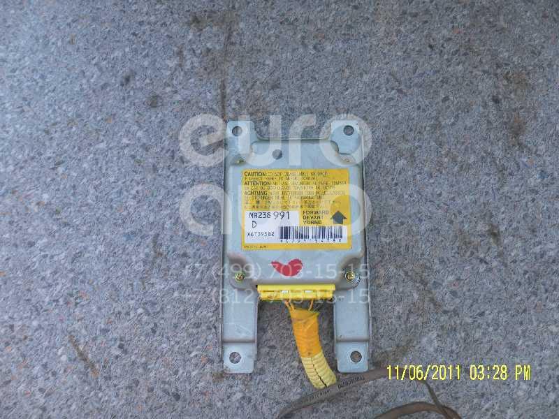 Блок управления AIR BAG для Mitsubishi Lancer (CB) 1992-1996 - Фото №1