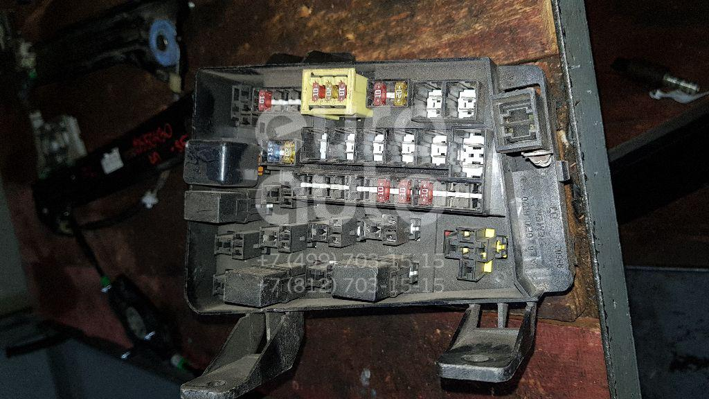 Блок предохранителей для Mitsubishi Space Star 1998-2004 - Фото №1