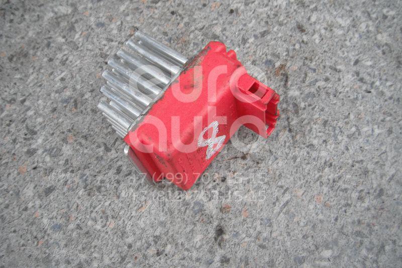 Резистор отопителя для VW,Audi,Skoda,Seat Passat [B5] 1996-2000;A3 (8L1) 1996-2003;A4 [B5] 1994-2001;TT(8N) 1998-2006;Octavia (A4 1U-) 2000-2011;Leon (1M1) 1999-2006;Toledo II 1999-2006;Octavia 1997-2000;Golf III/Vento 1991-1997 - Фото №1
