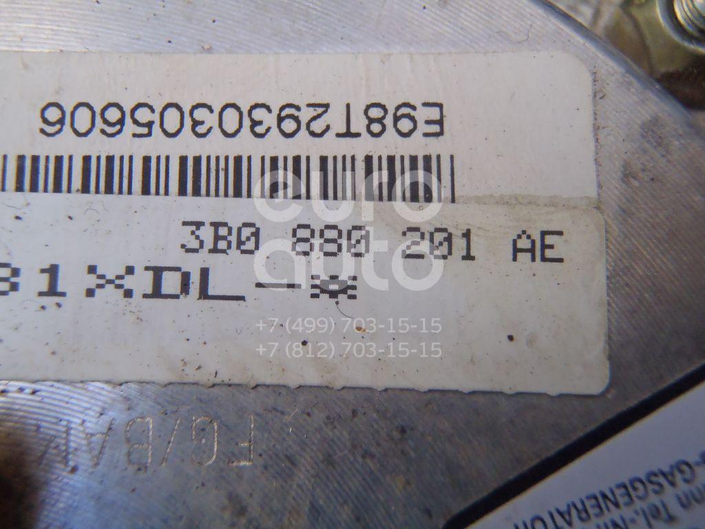 Подушка безопасности в рулевое колесо для VW Passat [B5] 1996-2000;Golf IV/Bora 1997-2005;Transporter T4 1996-2003;Passat [B5] 2000-2005 - Фото №1