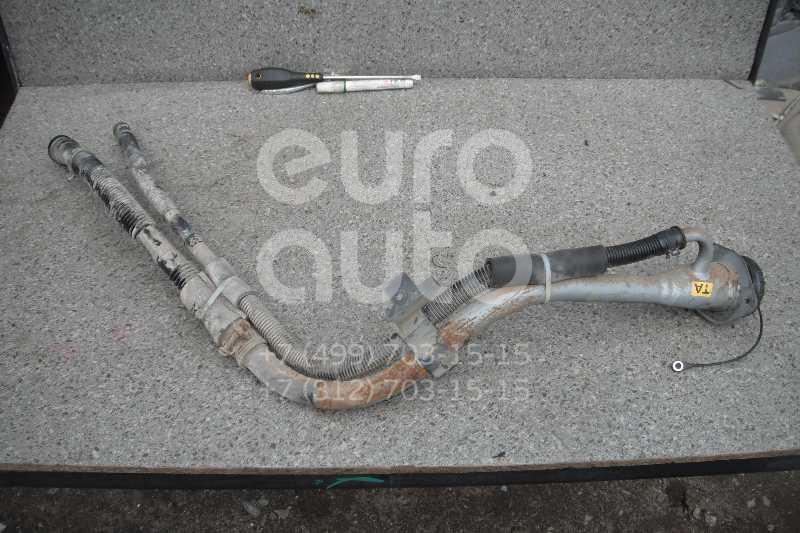 Горловина топливного бака для Chevrolet Aveo (T250) 2005-2011 - Фото №1