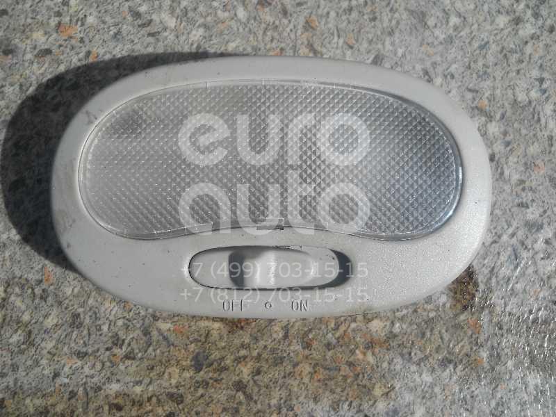 Плафон салонный для Chevrolet Aveo (T250) 2005-2011 - Фото №1