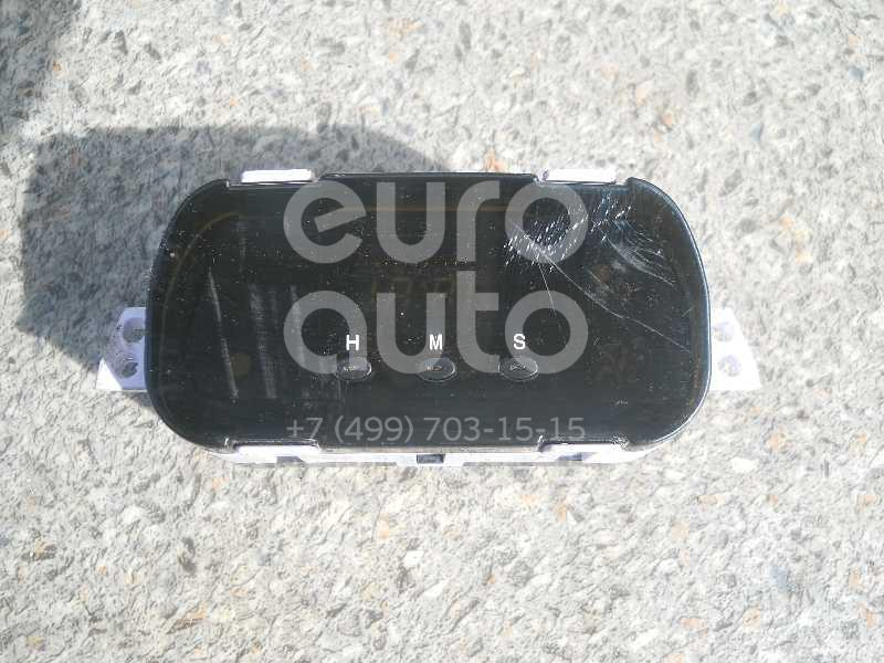 Часы для Chevrolet Aveo (T250) 2005-2011 - Фото №1