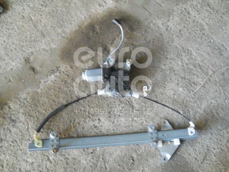 Стеклоподъемник электр. передний левый для Nissan Almera N16 2000-2006 - Фото №1