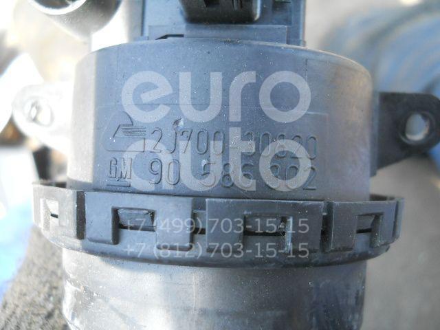 Клапан вакуумный для Opel Vectra B 1999-2002;Vectra B 1995-1999 - Фото №1