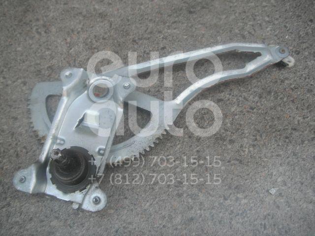Стеклоподъемник механ. задний правый для Opel Astra G 1998-2005 - Фото №1